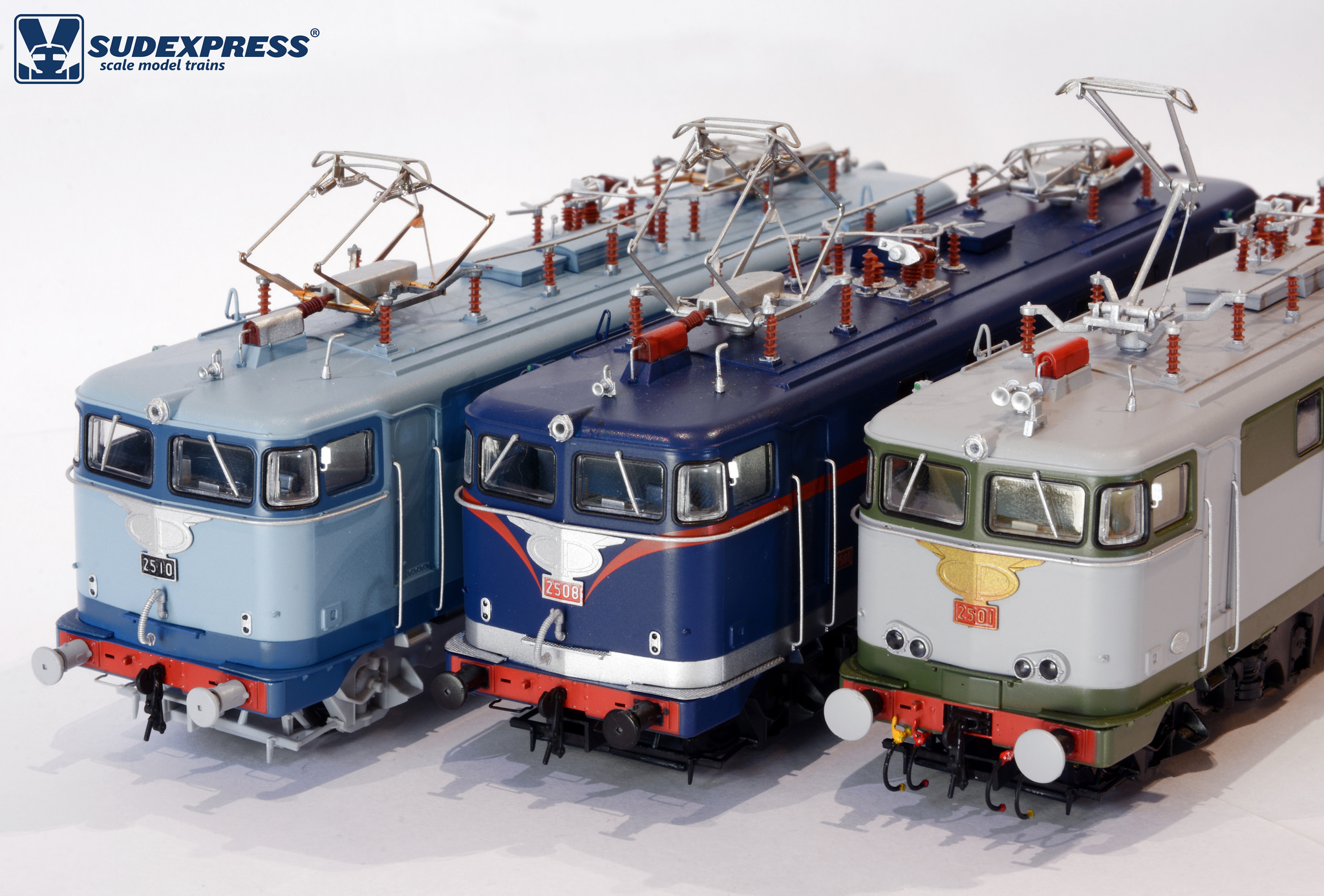 sudexpress scale model trains
