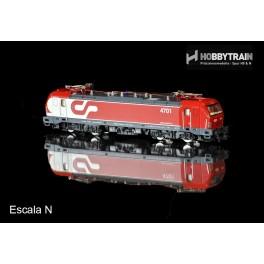 Locomotiva CP 4701 (Escala N)