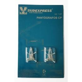 """""""Z"""" Pantrographs"""