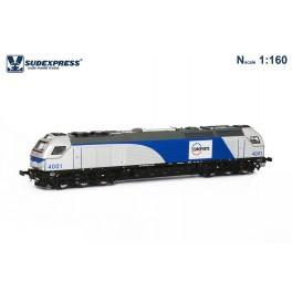 Europorte E4001