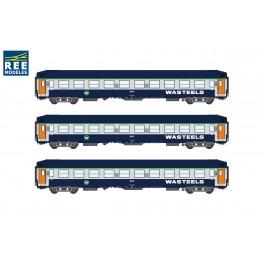 SNCF Carruagem Cama WASTEELS