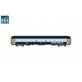 SNCF Set Carruagens Cama WASTEELS