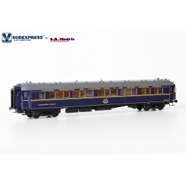 Carruagem CIWL S2 2796