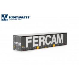 "Caixa móvel 45' ""FERCAM"""