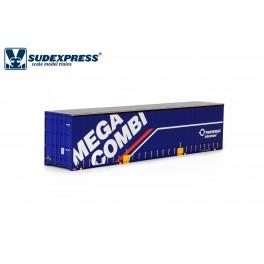 """Caixa móvel 45' """"MEGACOMBI"""""""