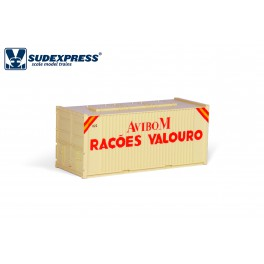 """20' """"Valouro"""" container"""