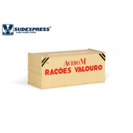 """Contentor 20' """"Valouro"""""""
