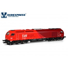 CP 2566 DCC Loksound